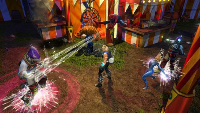 Marvel Ultimate Alliance. Collection Edition (ENG/RUS /2006)