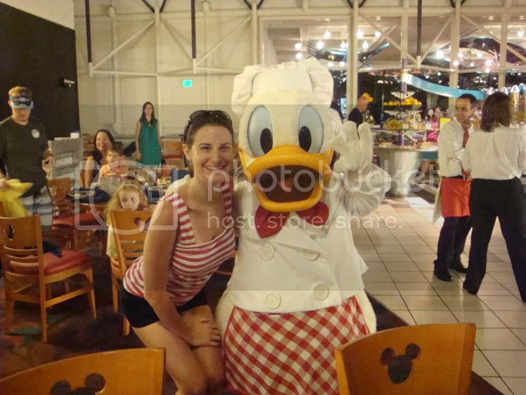 Me and Donald