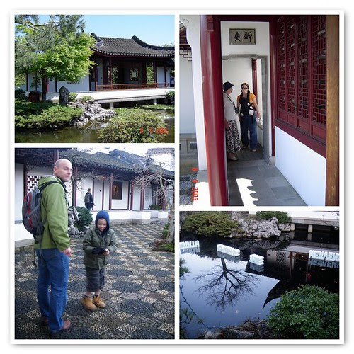 Dr Sun Yat Sen garden: then and now