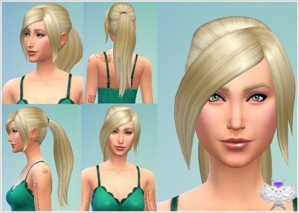 Sims 4 Finds Frisuren