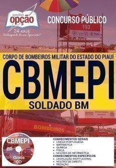 Apostila Bombeiros Piauí SOLDADO BM CBMPI