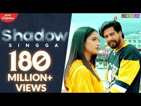 Shadow Lyrics Official Video Download |  Singga | Latest Punjabi Songs 2019
