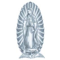 Tattoo Transfer Virgen De Guadalupe May Tattoo