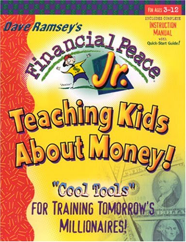 Financial Peace Jr.: Teaching Kids about Money!