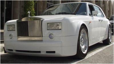 Cozart Custom Rolls-Royce