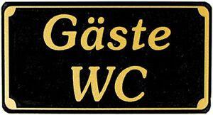 Hinweisschild Schild Hotel Gastronomie oder privat Gaeste ...