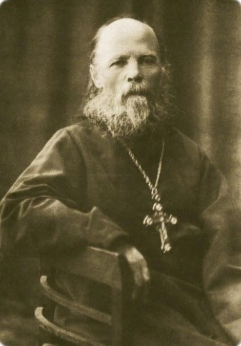 9. Cuv Alexie Meciov, protopop in Rusia (1923) (foto 2)