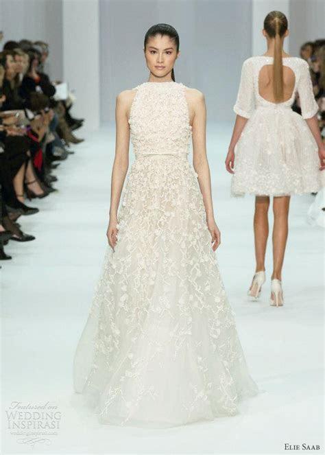 Elie Saab Spring 2012 Couture   Wedding Inspirasi