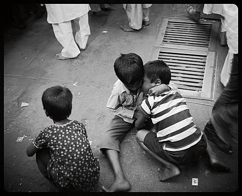 Muslim Slum Kids Are Bought Up On Bhaigiri .. by firoze shakir photographerno1