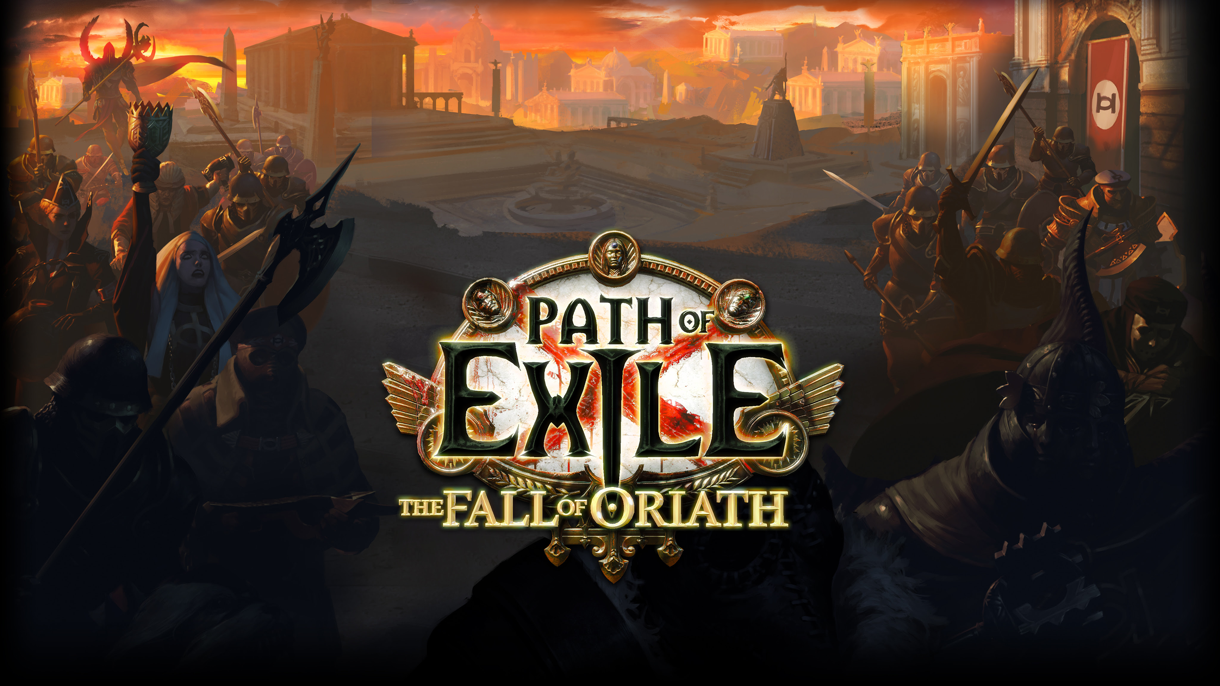 Forum Announcements The Fall Of Oriath Wallpapers Path Of Exile