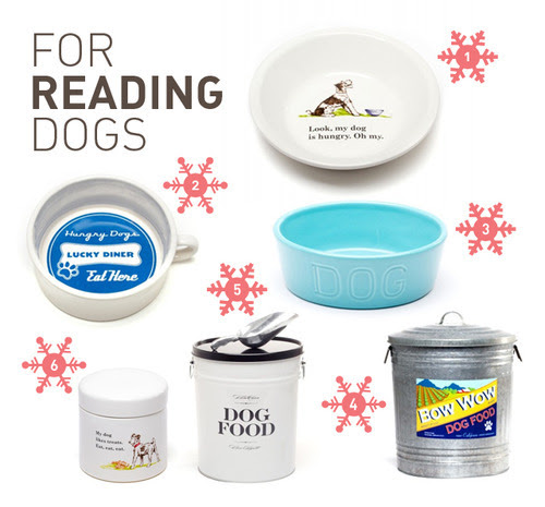 Domestic Beast: Holiday Gift Guide: For hungry dogs