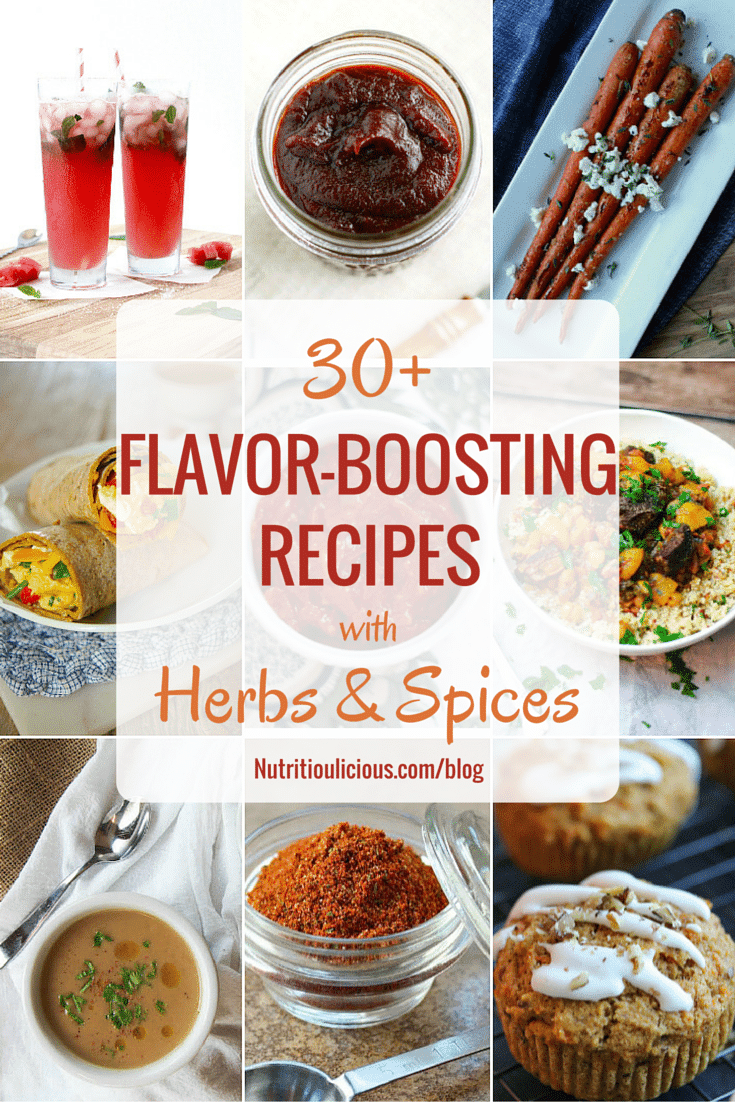 30+ Recipes that Boo