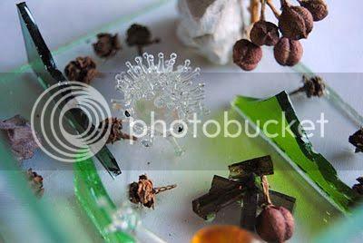progetto riuso riciclo creativo riuso carta cartoncino lavorazione vetro vetro fusione uncinetto progetto fai da te marshall fare disfare intervista artista best creative blog of the week