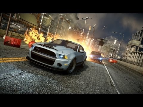 Michael Bay's Need for Speed The Run spot TV