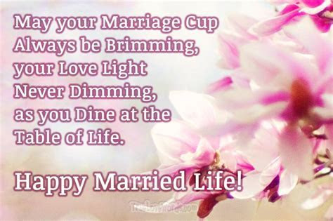 50 Beautiful Wedding Day Wishes For Friends » True Love Words