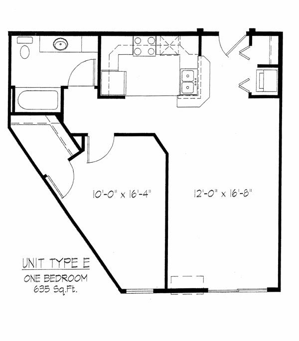 Cortland Commons Floor Plans | Rouse Management