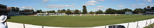 St Lawrence ground