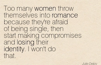 Fabulous Women Quote By Julie Delpytoo Many Women Throw Themselves