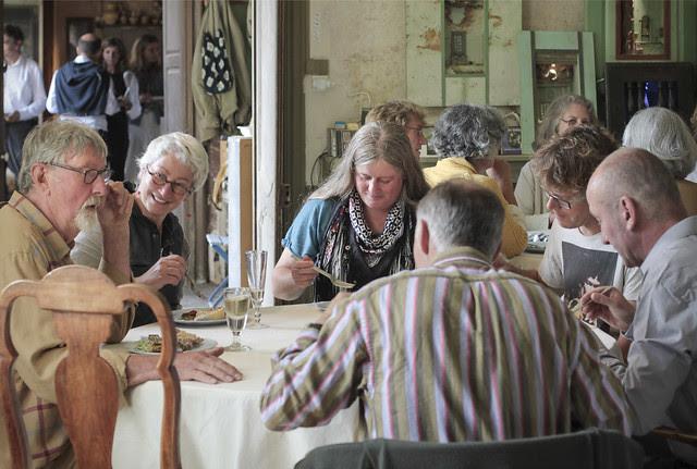 Party at Le Château