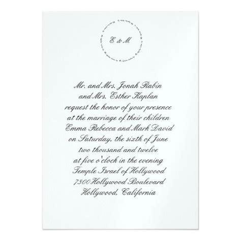 1000  ideas about Jewish Wedding Invitations on Pinterest