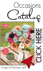 Stampin' Up! Occasions Catalog 2015