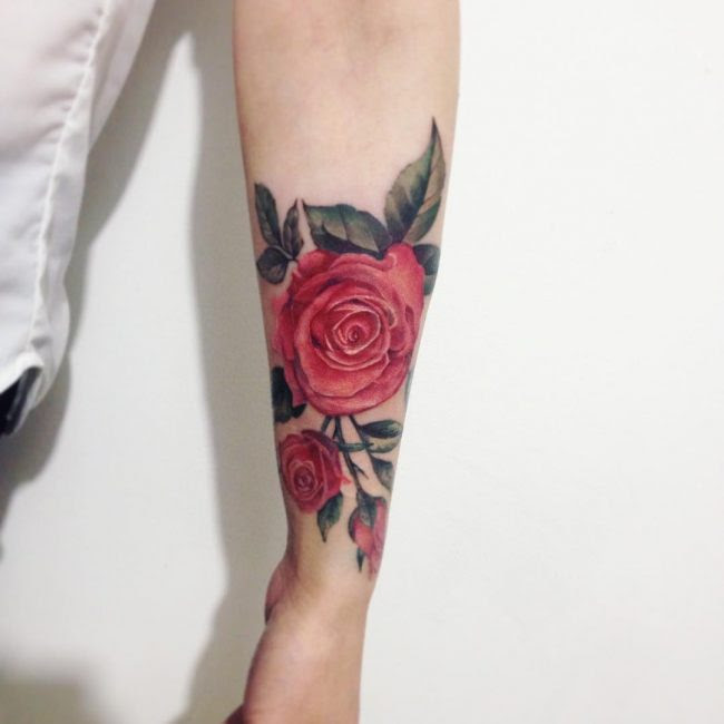 90 Best Floral Tattoo Designs Meanings Symbols Of Love 2019