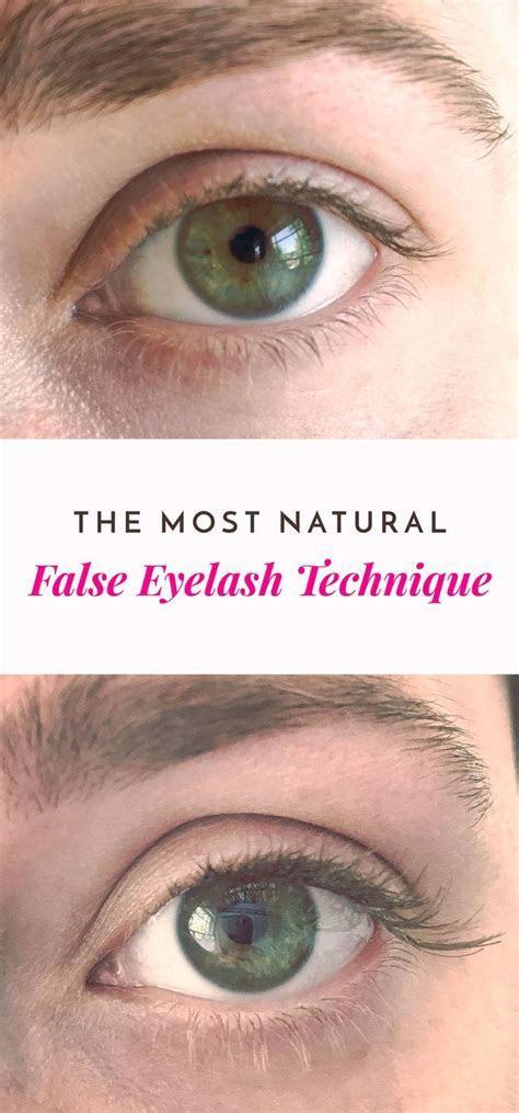 Best 25  Natural false eyelashes ideas only on Pinterest