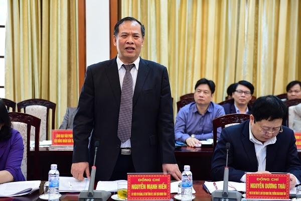 Hải Dương, lãnh đạo nhiều hơn chuyên viên, sở 44/46 lãnh đạo, giám sát bộ máy