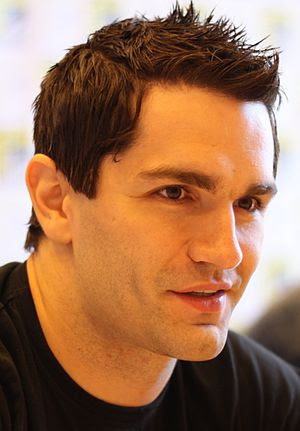 English: The actor Sam Witwer at San Diego Com...