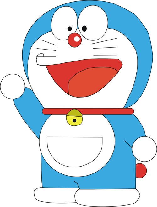 Doraemon By TroGLoD by TroGLoD on DeviantArt