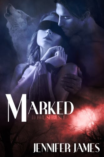 Marked (Howl) by Jennifer James