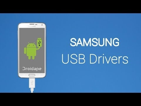 All In One Samsung USB Driver For Mobile Phone Latest Version