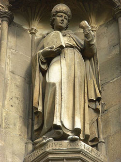 Image of St. Augustine of Canterbury