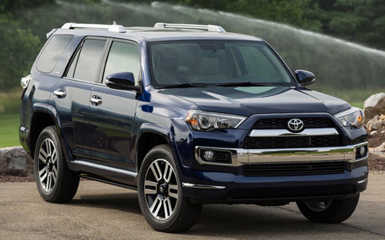 2015 Toyota 4Runner Carries a Heritage of SUV Toughness