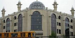 : Berlin – Inauguration d'une des plus grandes mosquées d'Allemagne.