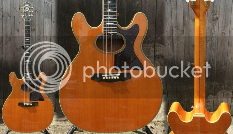 guitar blog guild studio 24 double cutaway 24 fret acoustic guitar. Black Bedroom Furniture Sets. Home Design Ideas