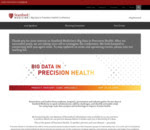 Big Data | Big Data in Biomedicine Conference | Stanford Medicine