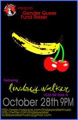 Lindsey Walker Banana Poster