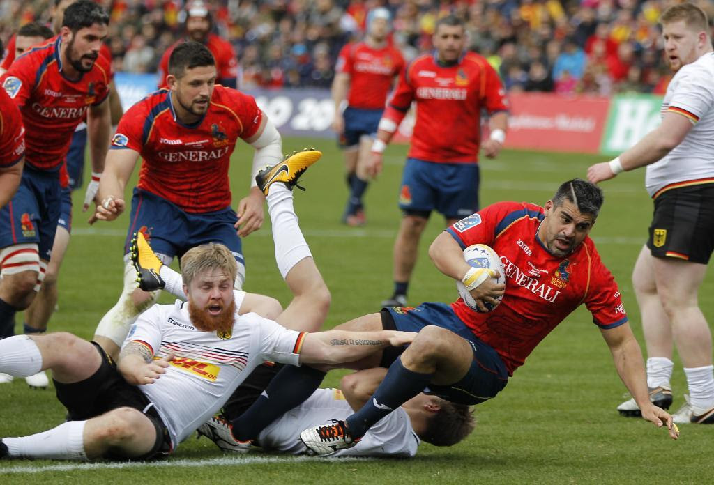 Image result for Germany Spain rugby
