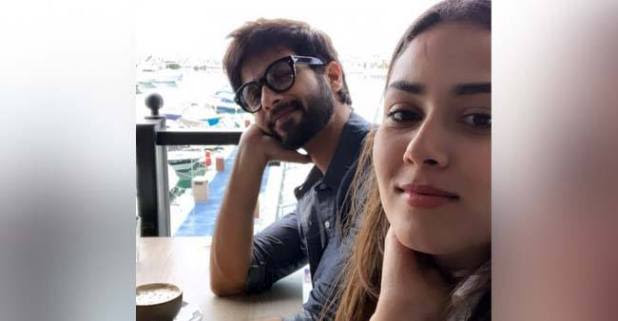 These romantic pics of Shahid Kapoor and Mira Rajput from Europe will make your day!!