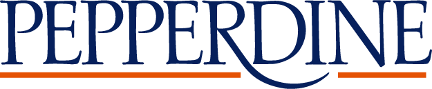 Pepperdine wordmark