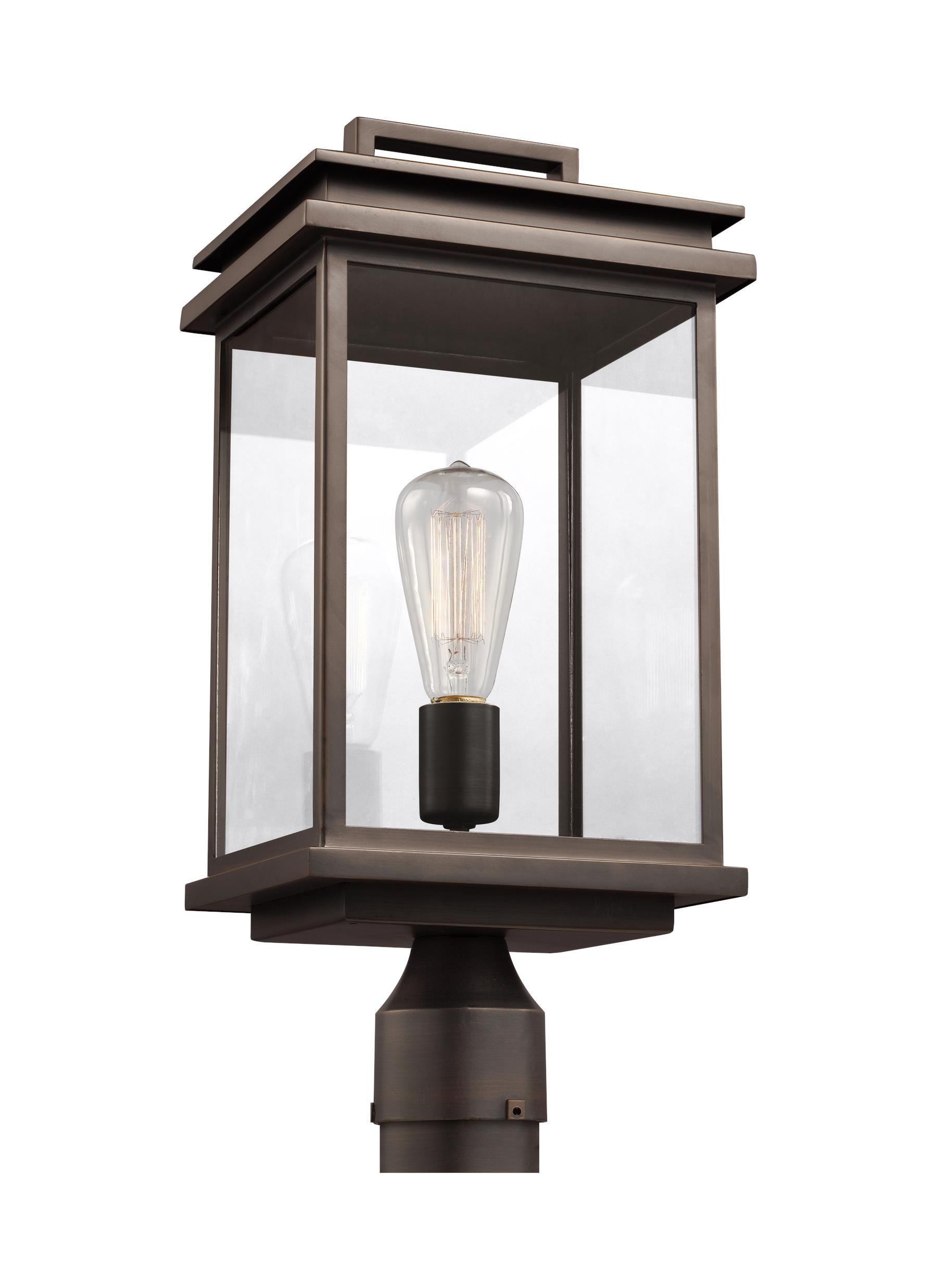 Outdoor Post Lantern Light Fixtures Outdoor Designs