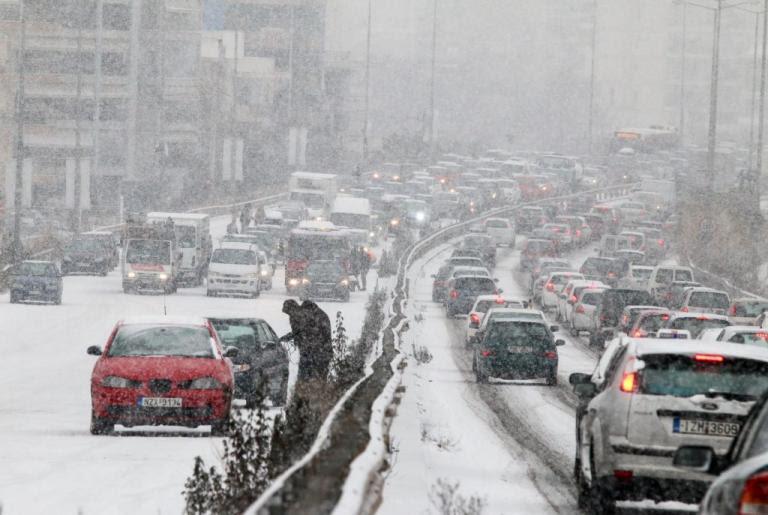 «Χαλάει» και πάλι ο καιρός! Έκτακτο δελτίο επιδείνωσης από την ΕΜΥ   Newsit.gr