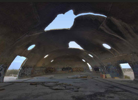 Abandoned Domes 2