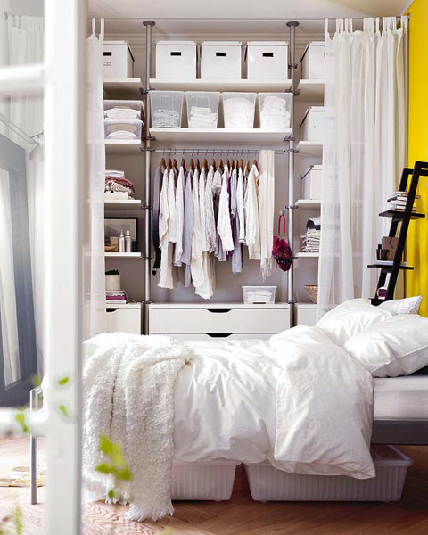 30 Bedroom Storage Organization Ideas | Shelterness