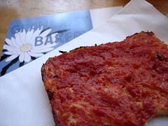 pizza, Grandaisy Bakery