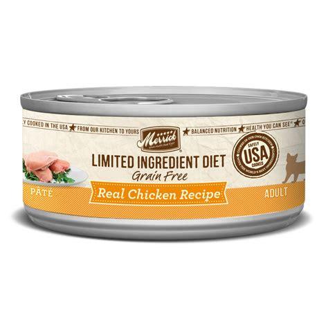 merrick limited ingredient diet grain  real chicken