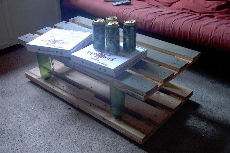 10 green bottle coffee table 16