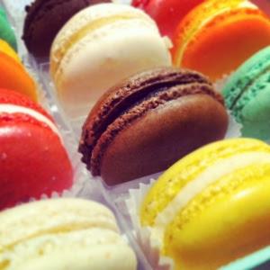 TLL #77 Macarons
