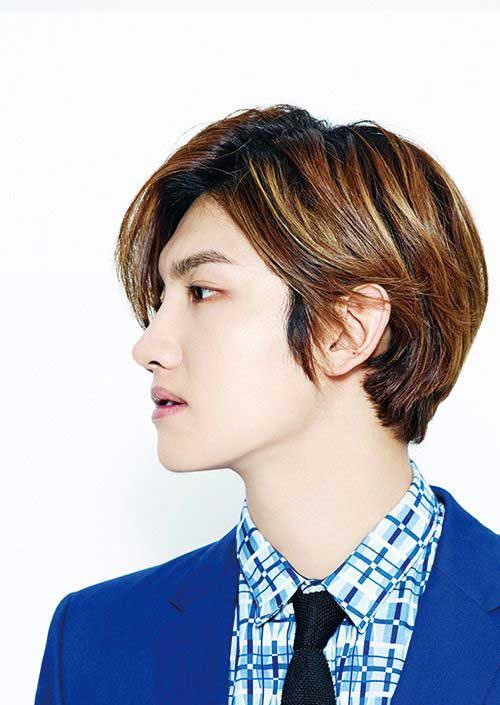 20 New Korean Hairstyles Men | The Best Mens Hairstyles ...